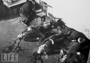Al Capone's St. Valentine's Day Massacre