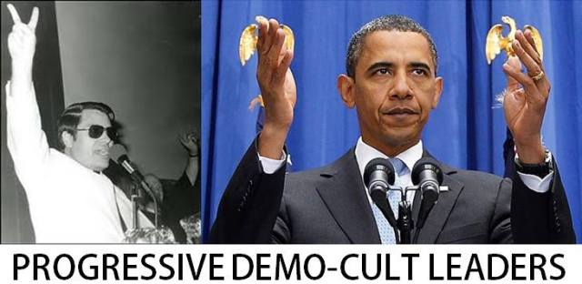Progressive Cult Leaders