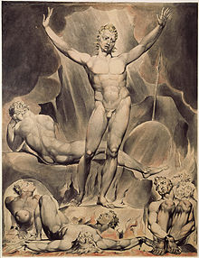 Image of Lucifer, the  Angel of Light