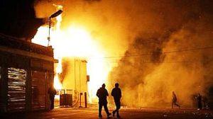 Ferguson on Fire