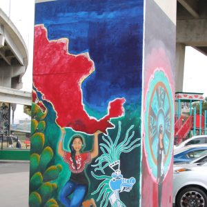 Greater Mexico Chicano Park Mural